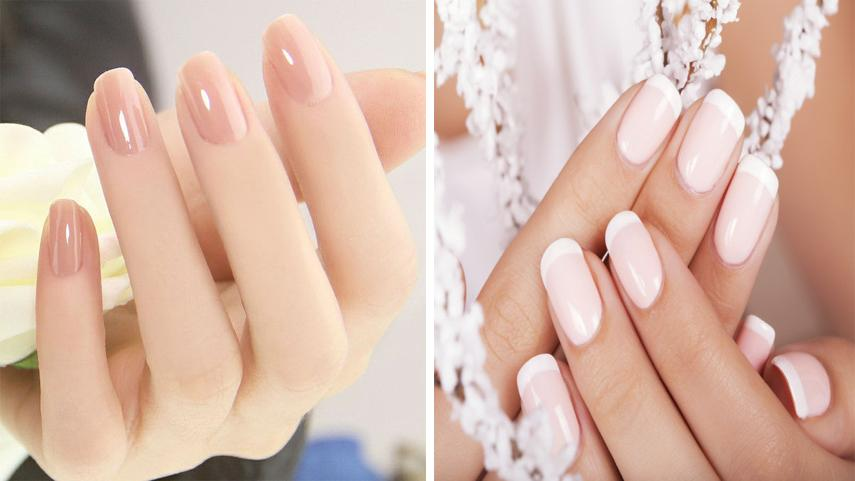 Atlantis Nail Bar | How to get natural looking gel nails